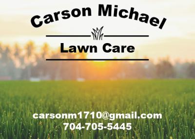 Carson Michael Lawn Service