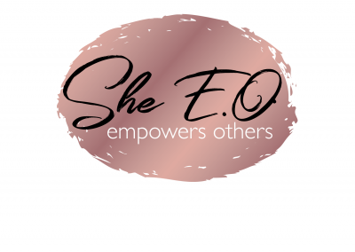 She E O Logo Design