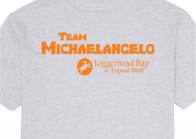 Loggerhead Bay Team T-shirts